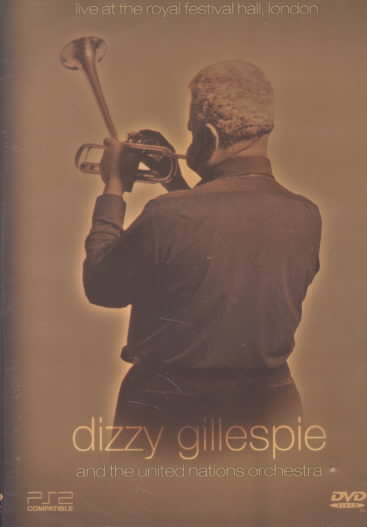 LIVE AT THE ROYAL FESTIVAL HALL BY GILLESPIE,DIZZY (DVD)